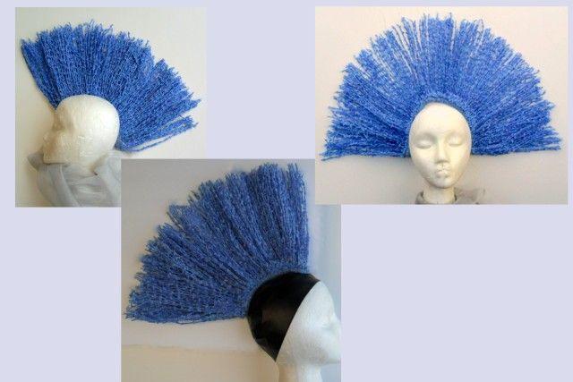 Der er altså noget cool over hanekammen som både kan sidde på langs og på tværs og derfor kan noget når vi bevæger os i formationer... gallery13500963831350096409.jpg 640×427 pixels  http://myownfringemaker.com/gallery/gallerycat-1/item-400/Mohawk-hair-mohawk-hat-and-showgirl-head-piece-created-from-yarn.htm