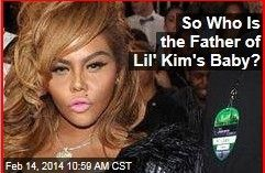 Latest News:  So Who Is the Father of Lil' Kim's Baby?  Lil' Kim revealed this week that she's pregnant—but she hasn't said who the father is, so let the speculation begin.  Get all the latest news on your favorite celebs at www.CelebrityDazzle.com!