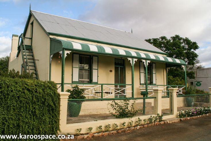 Restoring Karoo Architecture