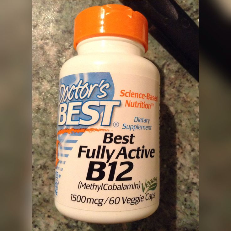 Doctor's Best - Best Fully Active B12 These B12 capsules are fantastic! I take these every morning and they are a nice small size and easy to swallow. As a Pescetarian I require this supplement & they are great for those who are Vegetarian or Vegan as these capsules are VEGGIE Vegan Caps! ❤️ purchase these from @iherbinc