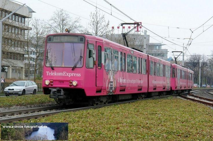 7578 Bonn Deutsche Telekom 04.04.2008 - vor der Zweiterstellung