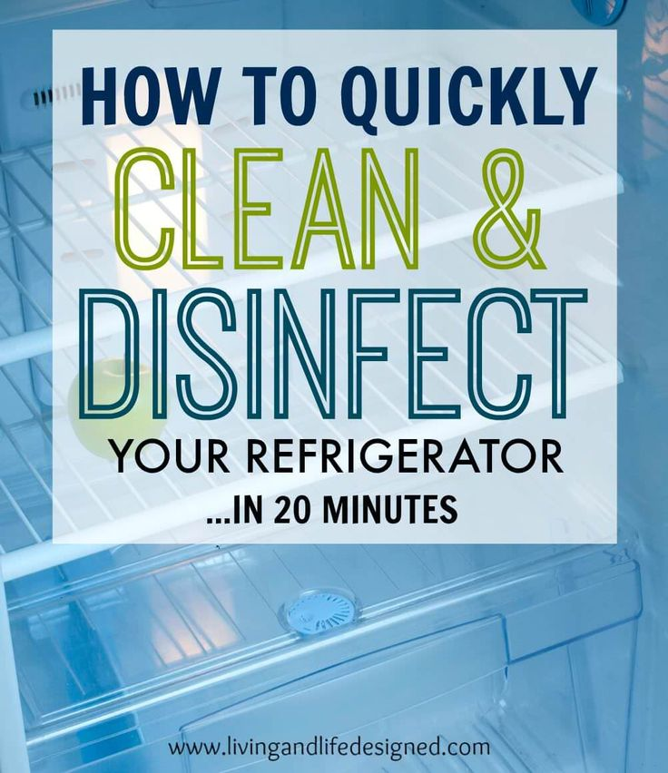 Cleaning your refrigerator may not be on your cleaning list but it's essential and you can do this easily with this helpful refrigerator cleaning guide.