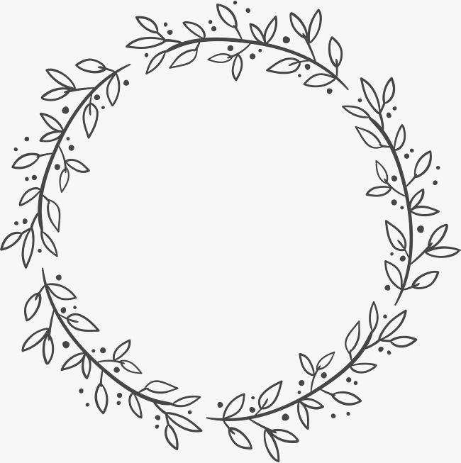 Decoración de hojas de caja, Vector PNG, Leaf, Bo…