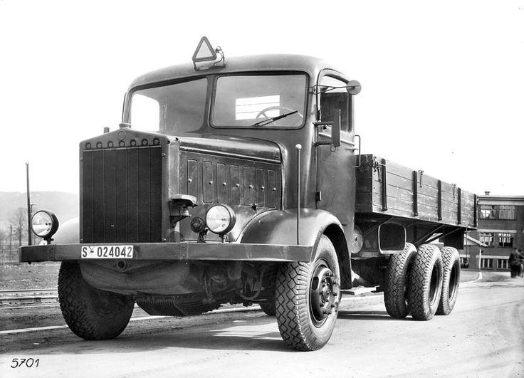 Tatra T81 - 12460 cm3.160 k (117,7 kW) /1939-1942/ 220 ks