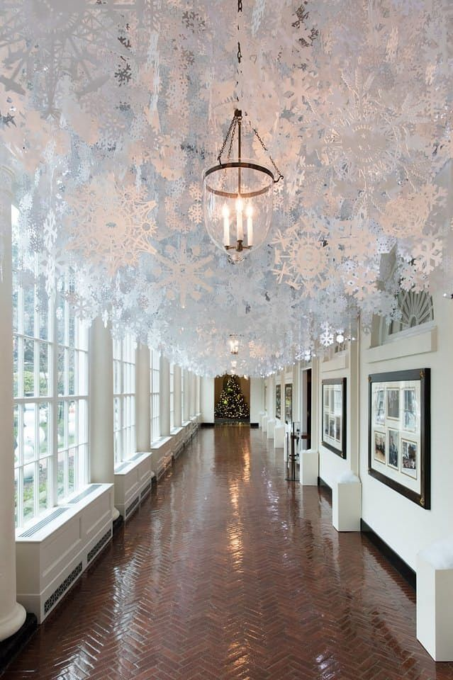 Nine Ways To Take Paper Snowflakes To The Next Level