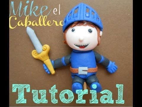 TUTORIAL MIKE EL CABALLERO - MIKE THE KNIGHT - YouTube
