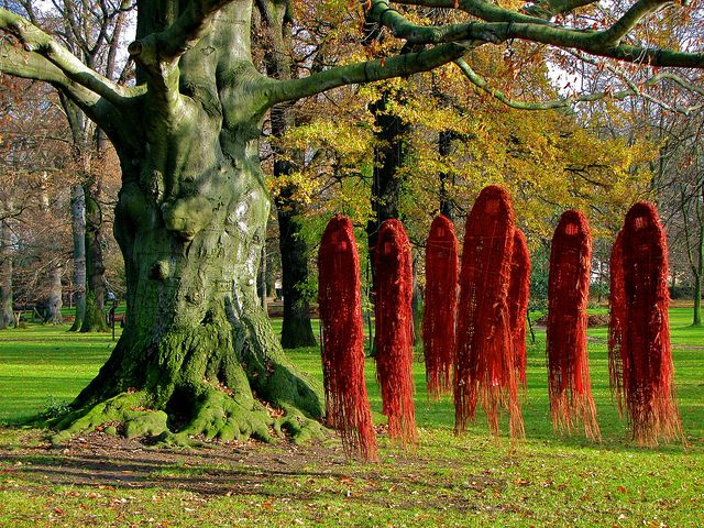 Red Ghosts