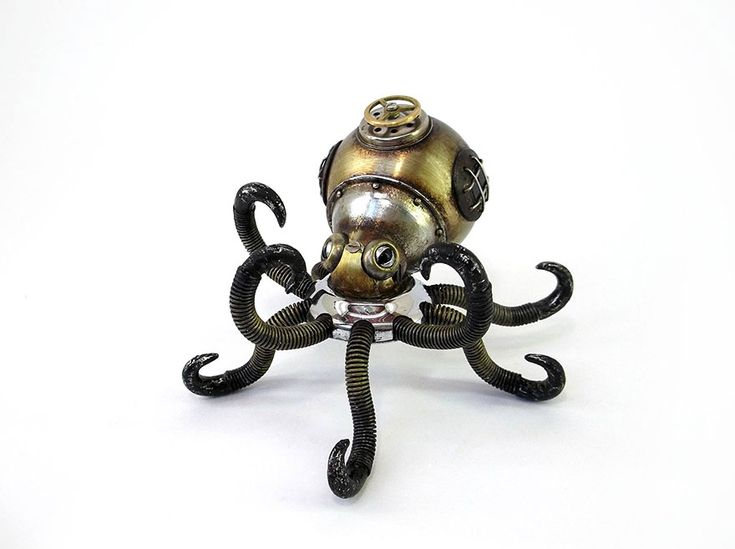 Steampunk Animal Sculptures by Igor Verniy Intricate http://designwrld.com/steampunk-animal-sculptures-igor-verniy/