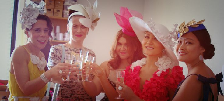 Emirates Melbourne Cup Day 2014