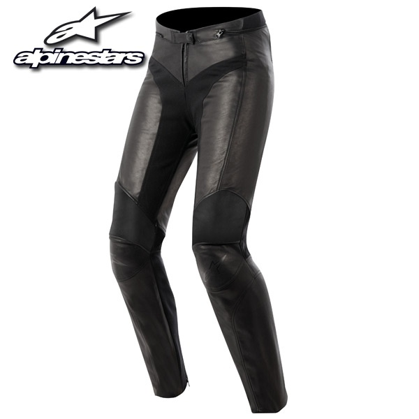 #Alpinestars #Vika #Leather #Pants #Women's #motorcycle #gear