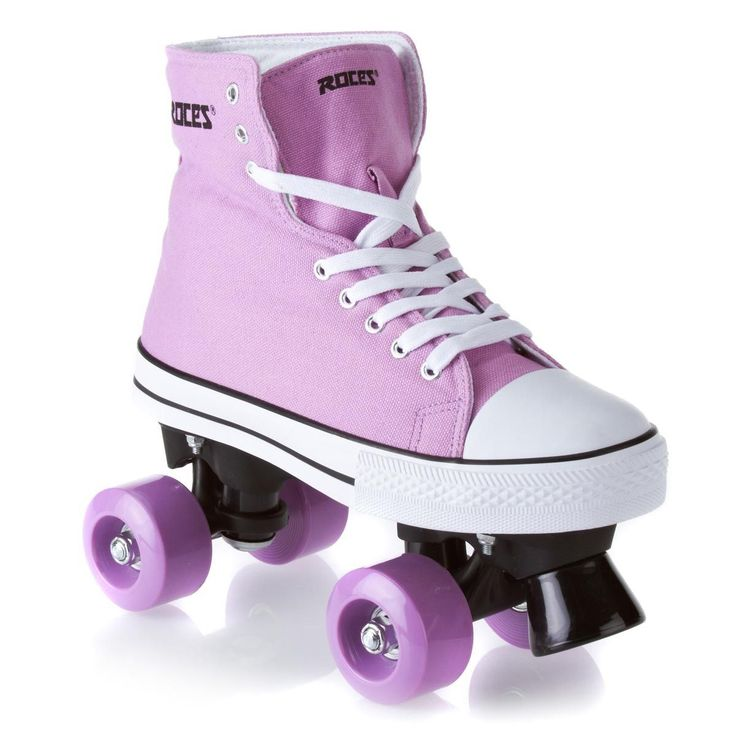 Buy Roces Kuod Girls Quad Skates Lilac with great prices, Free Delivery* & Free Returns at surfdome.com.