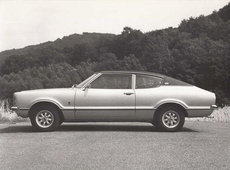 Ford Taunus GXL Coupé - 1973