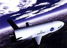 Boeing X-37 Unmanned Demonstrator Spacecraft