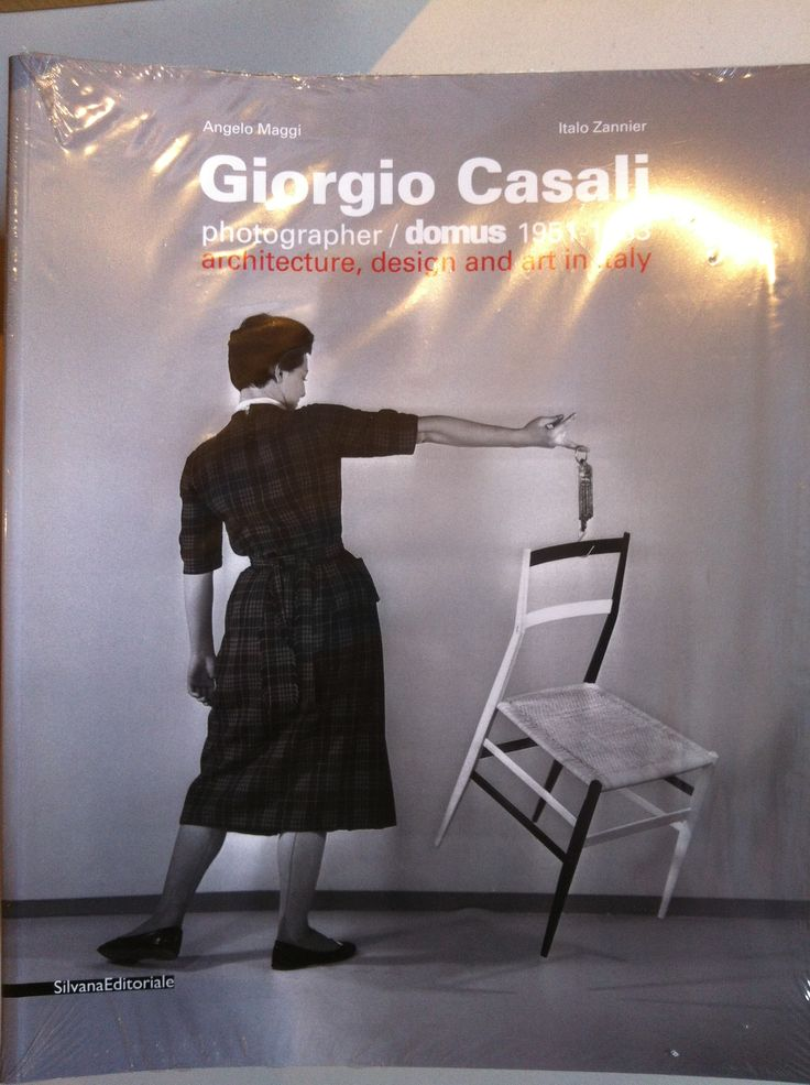 One of our #books on Georgio #Casali