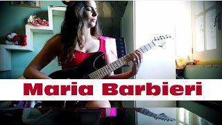 Maria Barbieri: Furia Taurina - John Petrucci   I hope you like this short part of Furia Taurina - Version of John Petrucci & Jordan Rudess Furia Taurina - John Petrucci (Guitar Intro) - Maria Barbieri Maria Barbieri