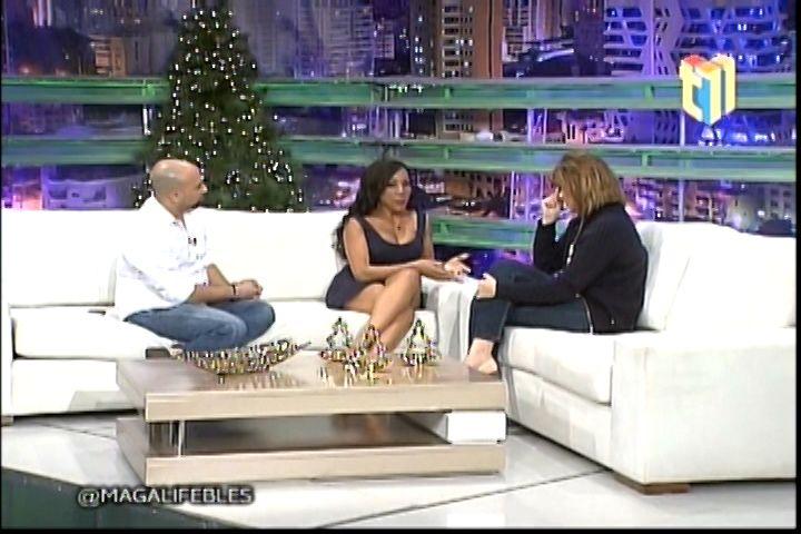 Entrevista Exclusiva A Magali Febles Hablando Sobre Las Últimas Noticias Del Miss Universo
