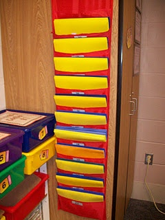 Classroom organization tips galore!