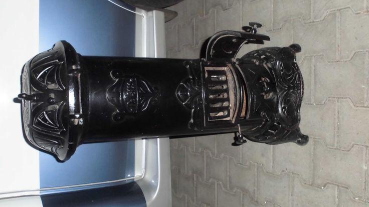 Kanonenofen ca 100 Jahre alt