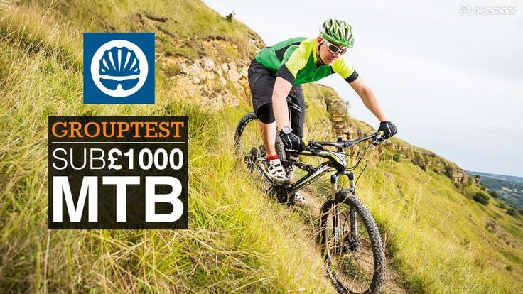 Looking for the best mountain bikes under £1000? We've tested a selection of budget mountain bikes - which ones won the test?