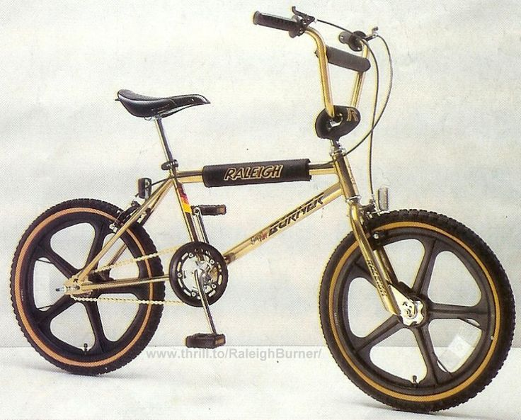 raleigh super tuff burner