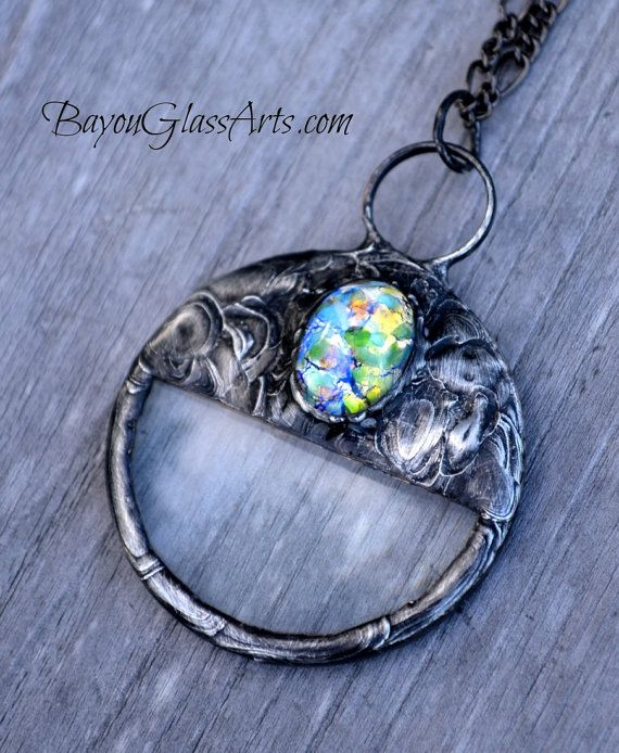 Gift for Readers Magnifying Glass Pendant Dressy Readers