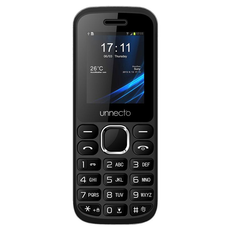 Unnecto Primo Unlocked Mobile Phone