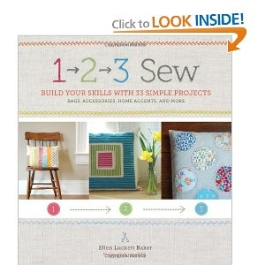another great beginner book: Worth Reading, Craft, 33 Simple, Books Worth, Luckett Baker, Simple Sewing Projects, Ellen Luckett, Sewing Book, 1 2 3 Sew