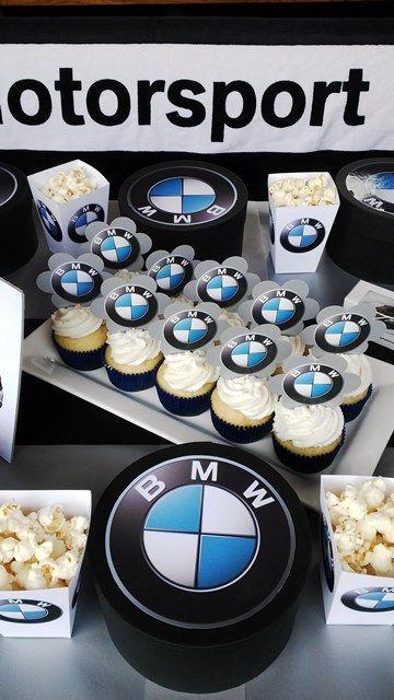 BMW Logo Party Favour Box
