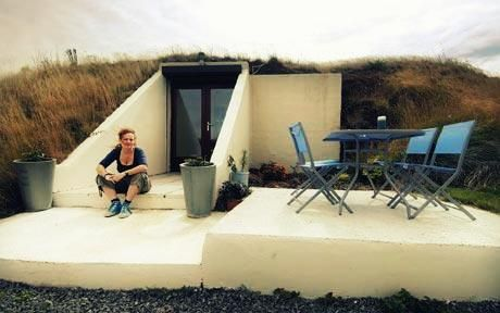 Even If I Never Get My Earthship I Want A Literal Man Cave