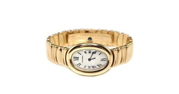 Ceas de damă Cartier Baignoire | aur 18k | anii '90
