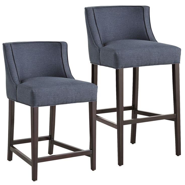 bluenavy eva bar u0026 counter stool navy birch