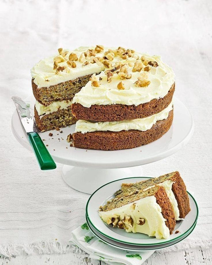Carrot cake recipe delicious magazine recipe in 2020