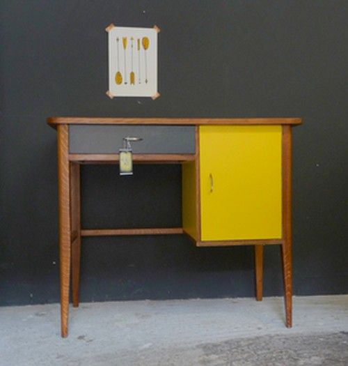 Best 25 bureau vintage ideas on pinterest desk ideas for Bureau quilda
