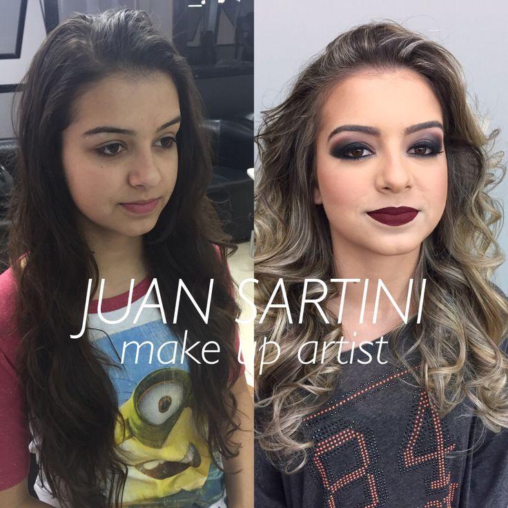 #juansartini #juansartiniarrasando #loucospormaquiagem #mac #naked #urbandecay #contem1g #marykay #anastasiabeverlyhills #makeupforever #limecrime #indicetokyo #make #makeup #maquilage #maquiagem #makeupartist #penteado #penteadoformanda #antesedepois #beforeandafter #penteadobyjuansartini  #makebyjuansartini #coroadeflores #penteado  #linda #universodamaquiagem_oficial #antesedepois #beforeandafter Antes e Depois da Transformação Make up diva e Wave Hair da Debutante @buuhsouza_ By Juan…
