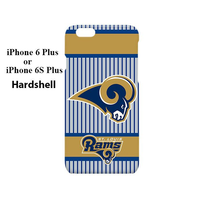 St. Louis Rams Custom iPhone 6/6s Plus Case