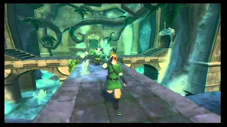 The Legend of Zelda: Skyward Sword - Opening Trailer (Wii)