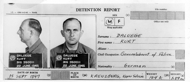 Kurt Daluege