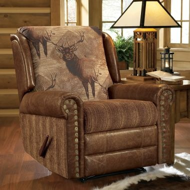 Cabelau0027s Theater Group Recliner