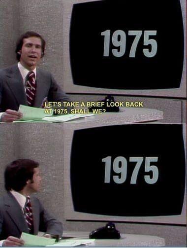 Throwback to 1975 | SNL Throwback Thursday | #tbt