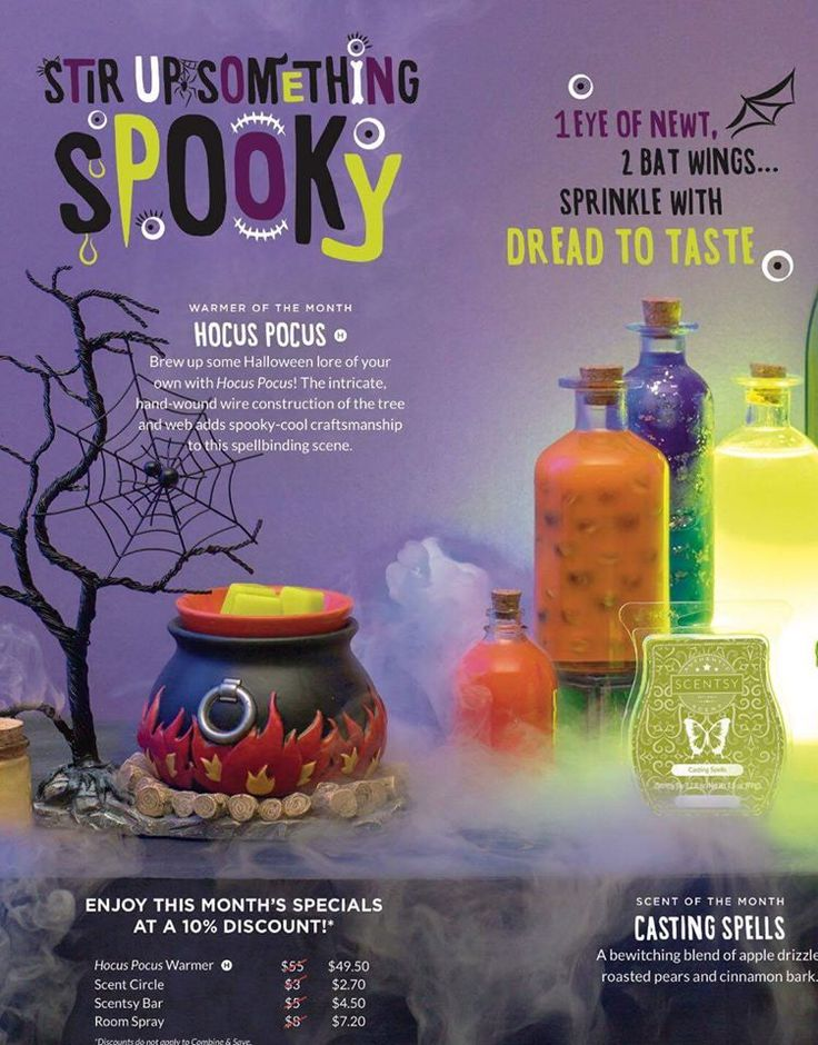 September Warmer and Scent of the Month - Order Today!  https://belindaoliver.scentsy.us/