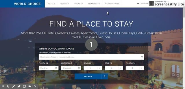 Book India Hotels Online with wchotels.com & get upto 50% Discount. World Choice Hotels offers the best rates and discounts for Hotels all over India. Get Special Rates for New Delhi, Mumbai, Bangalore, Chennai, Kolkata, Guwahati and more Cities in India.