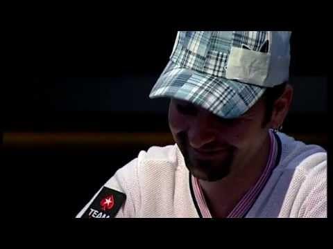 A Daniel Negreanu classic, hailed as PokerStars greatest hand ever.    www.highrollerradio.net
