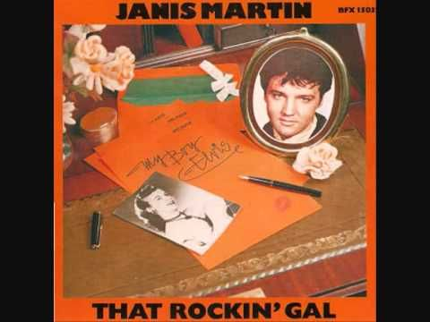 Janis Martin - Two Long Years