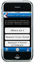 finding iphone by gps