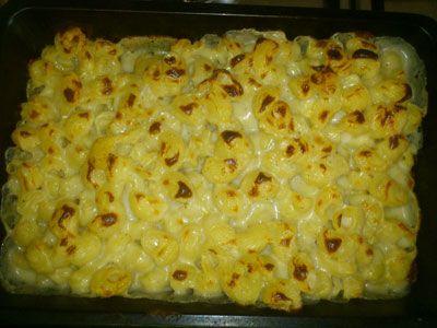 Cómo hacer Macarrones con queso americanos. El sabor de esta receta depende de que el queso se utilices puedes usar una variedad de quesos mixtos o sólo un tipo. Los