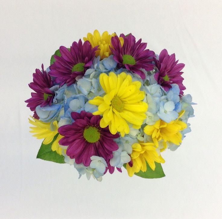 93 best Multi-colored bridal bouquets images on Pinterest
