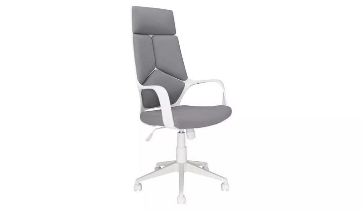 Buy argos home alma high back ergonomic office chair