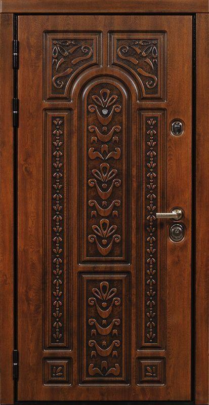 Двери с художественной фрезеровкой | Стальная линия Гомель