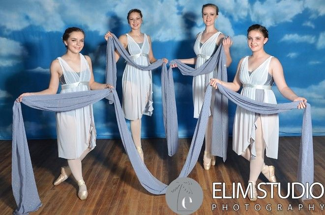 Ballet photography done professionally by Elim Studio from Klerksdorp for Pied a Pointe Ballet School