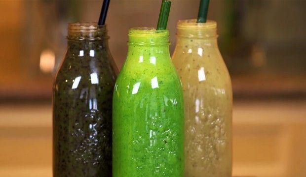 3 recepty na výborné smoothies – dodají energii a nezatíží organismus